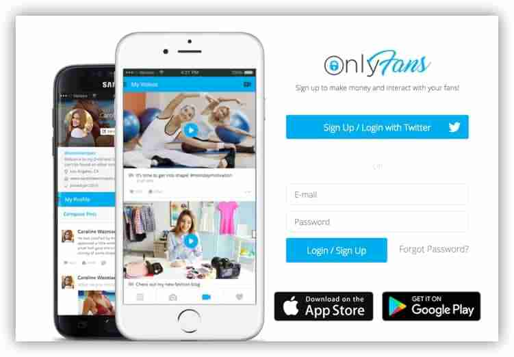 how to get started on onlyfans